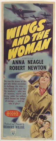 Wings and the Woman Film Poster