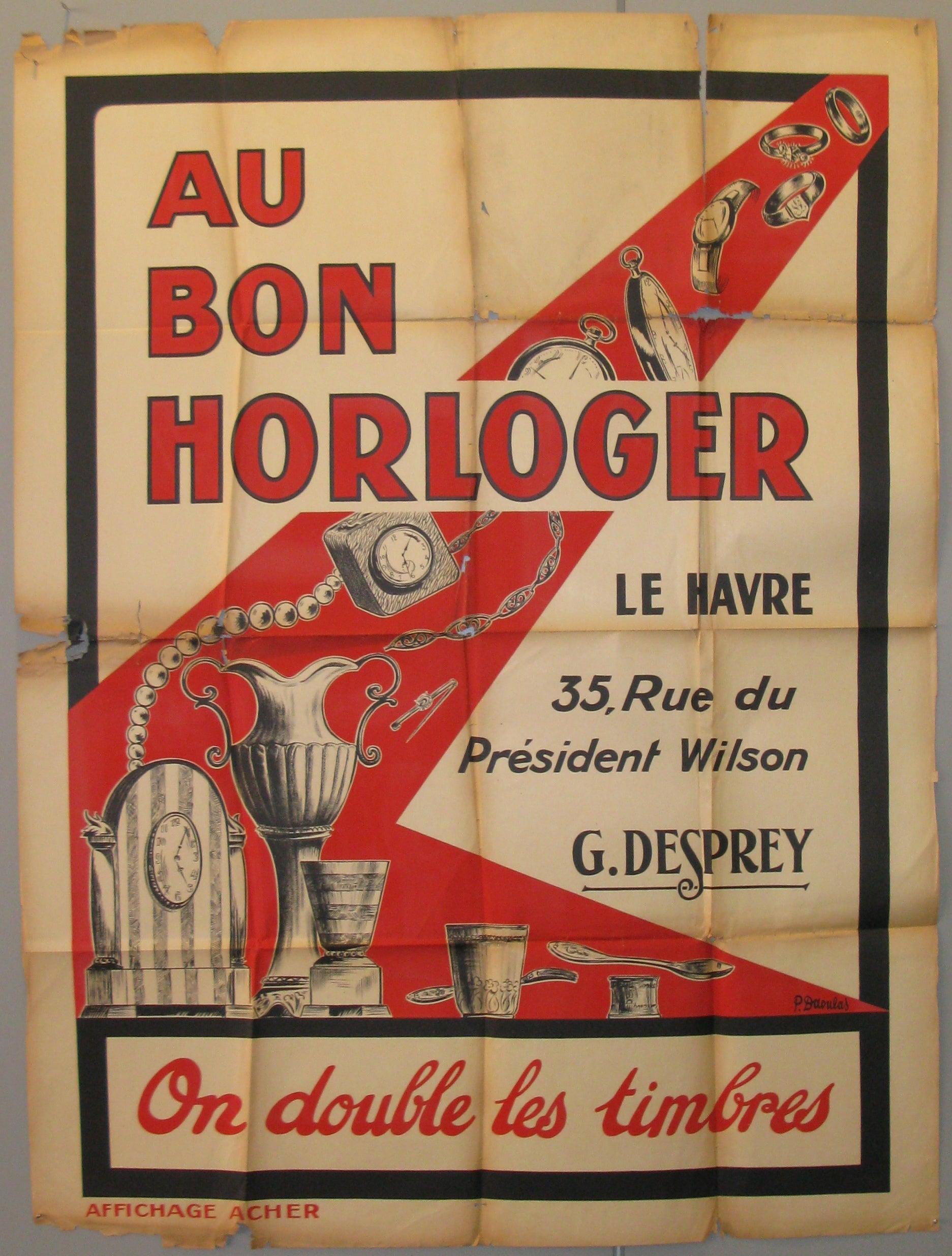 Au Bon Horloger - The Good Watchmaker