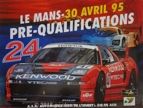 Pre-Qualifications Le Mans