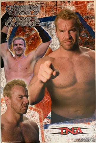 Christian Cage Poster