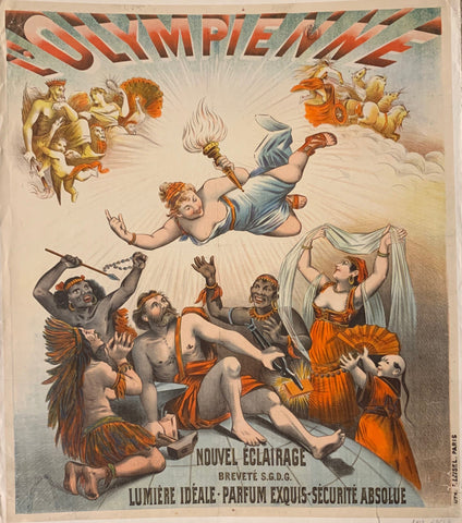L'Olympienne Poster