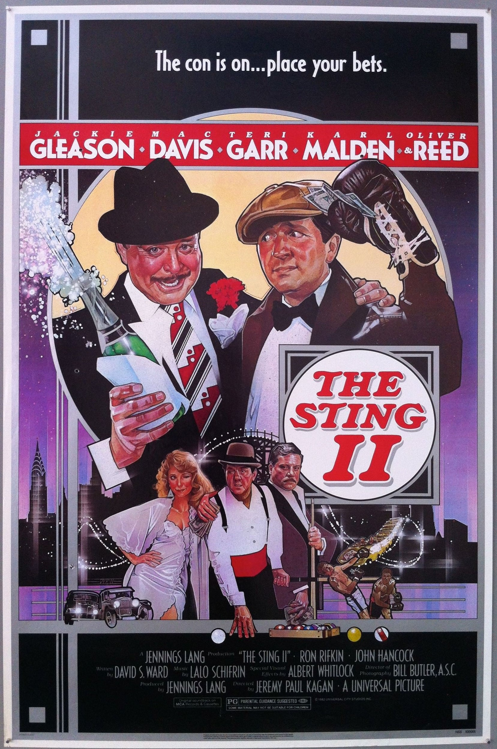 The Sting 2