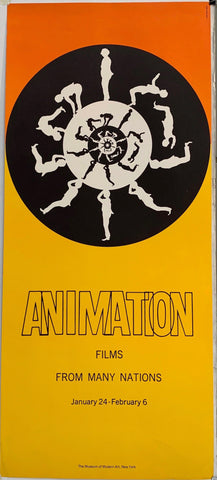 Animation Films from many Nations