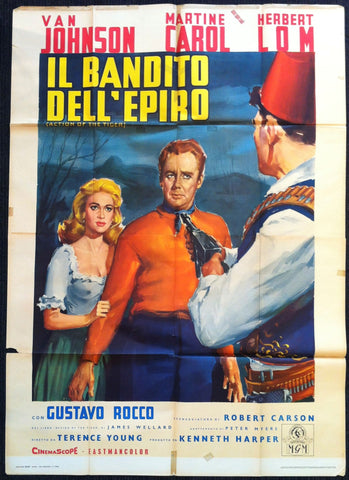 Il Bandito dell'Epiro - Action of the Tiger