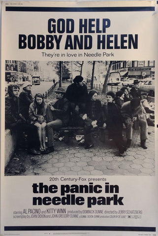 "God Help Bobby and Helen ""The Panic in Needle Park"""