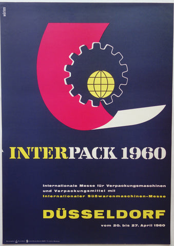 Interpack 1960