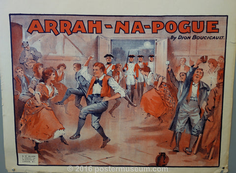 Arrah-Na-Pogue Dance
