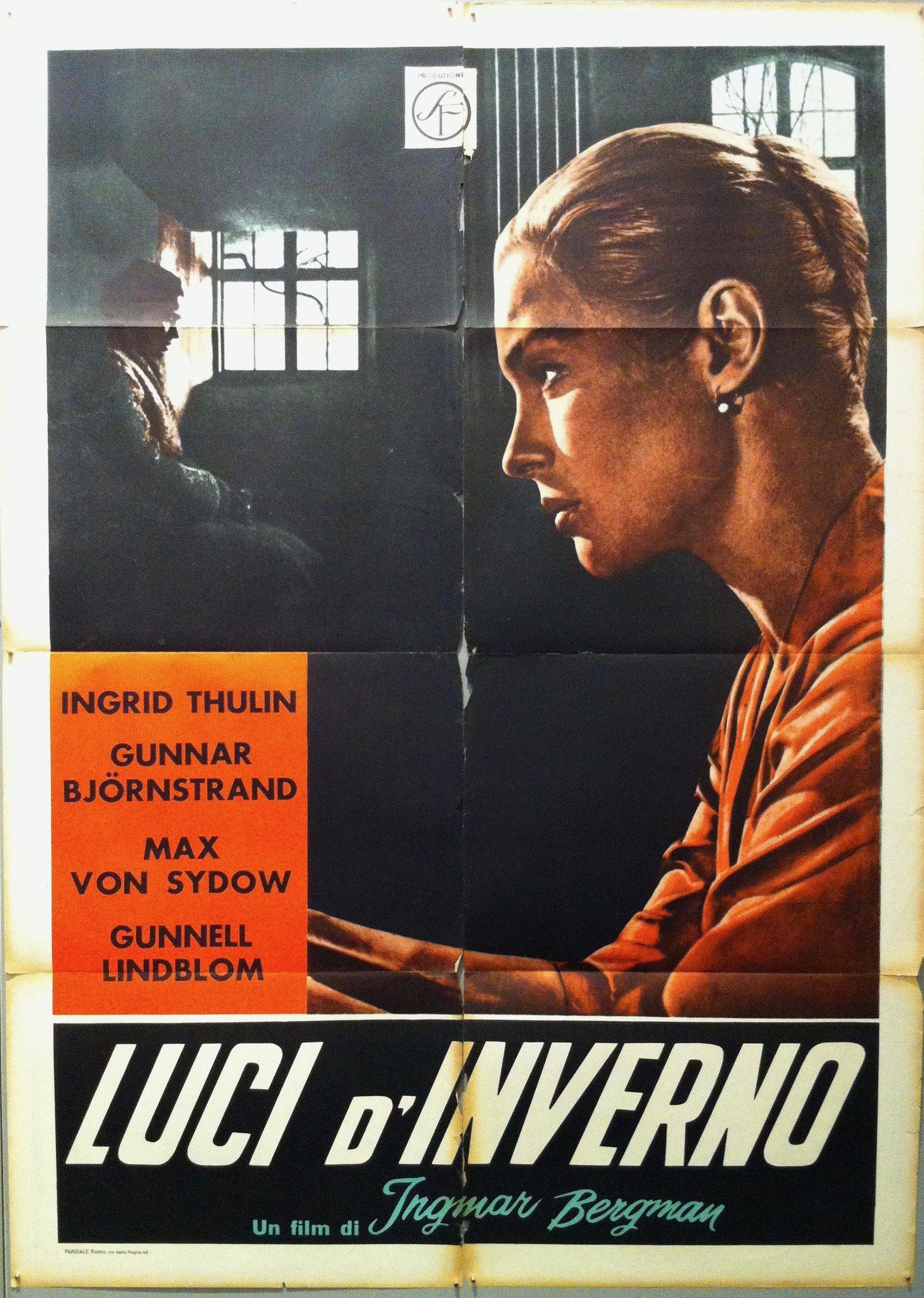 Luci d'inverno - Poster Museum