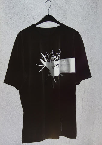 Exhibition Illustration T-Shirt
