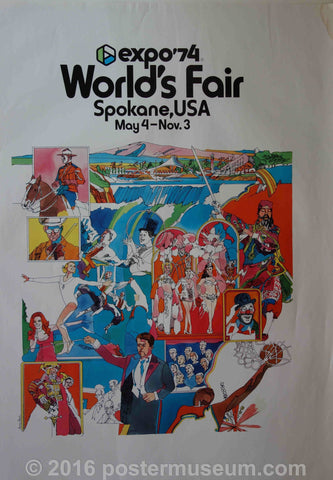 Expo'74 World's Fair