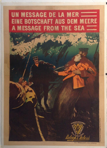 "Un Message De La Mer Eine Botschaft Aus Dem Meere: ""A Message from the Sea"""
