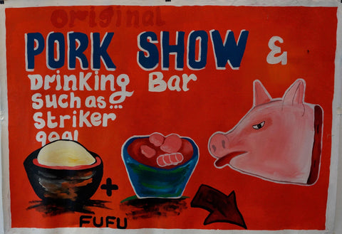 Original Pork Show & Drinking Bar
