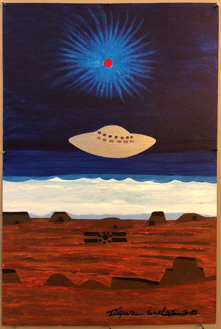 Ionel Talpazan - UFO sighting near beach
