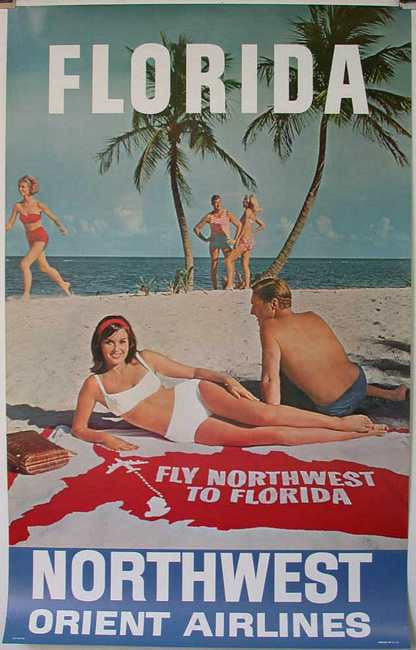 http://postermuseum.com/11111/1air/Northwest.Airlines.Florida.25x40.5.$250.JPG