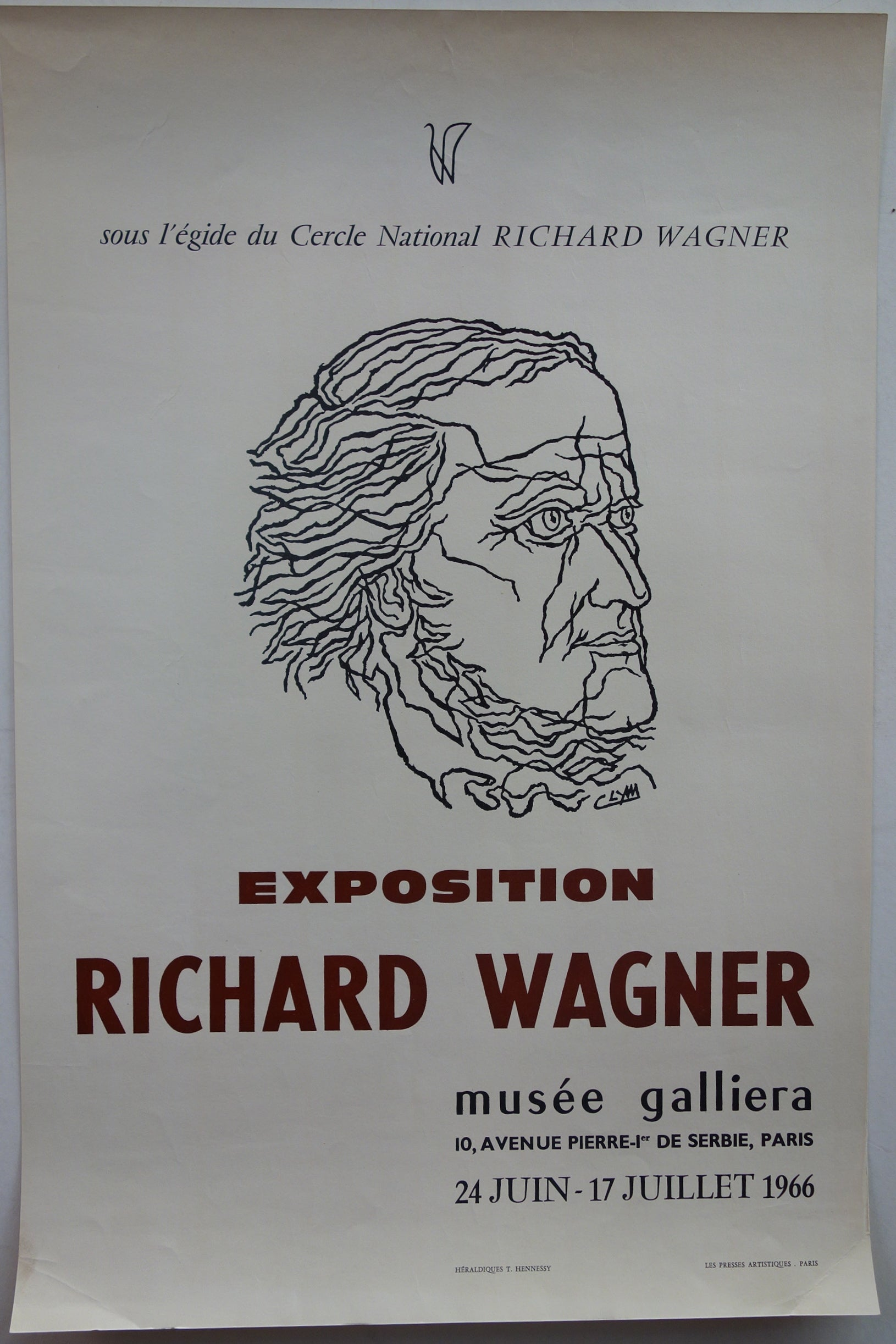 Exposition Richard Wagner