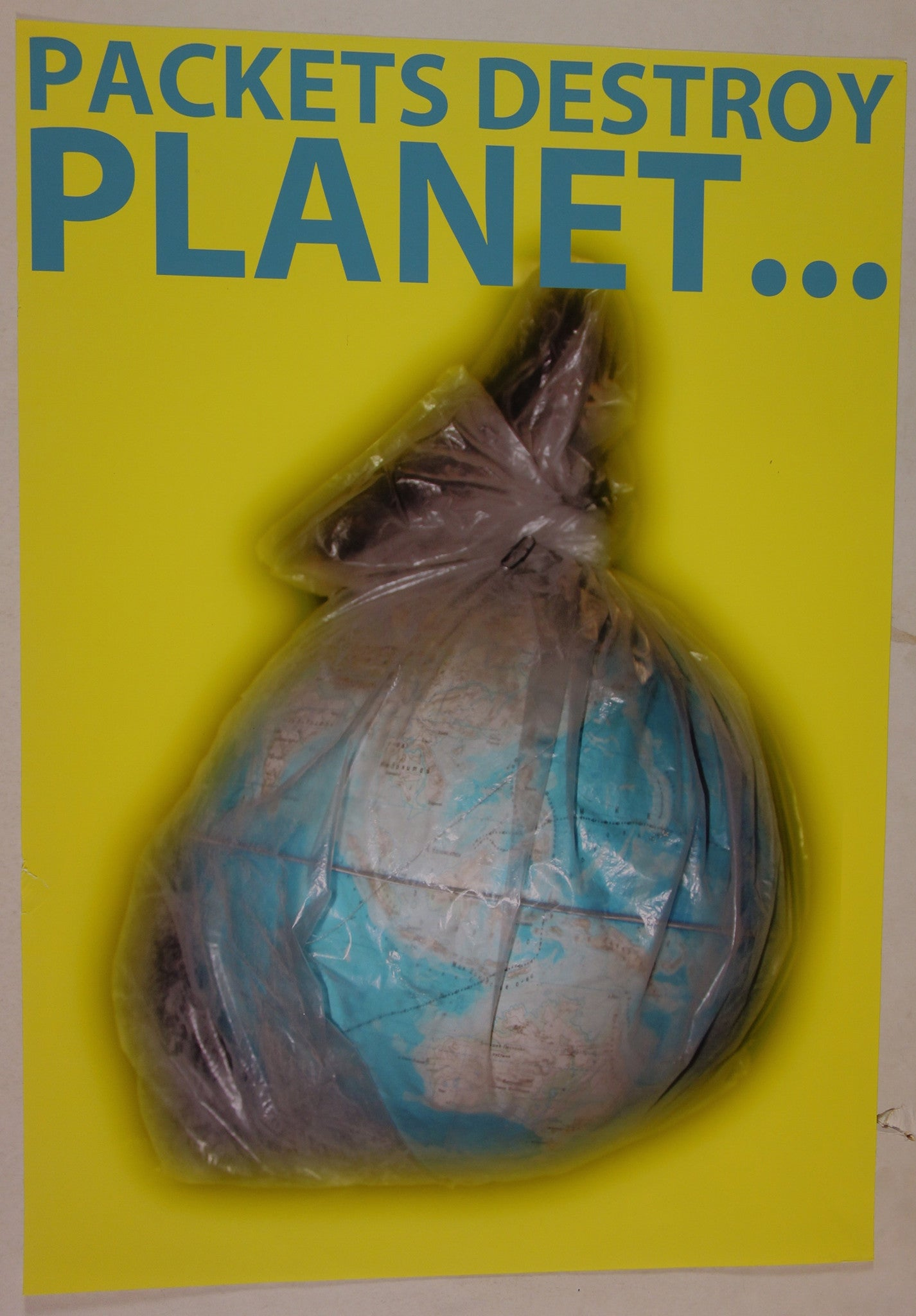 Packets Destroy Planet...