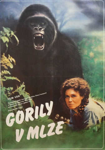 Gorily V Mlze (Gorillas In The Mist)