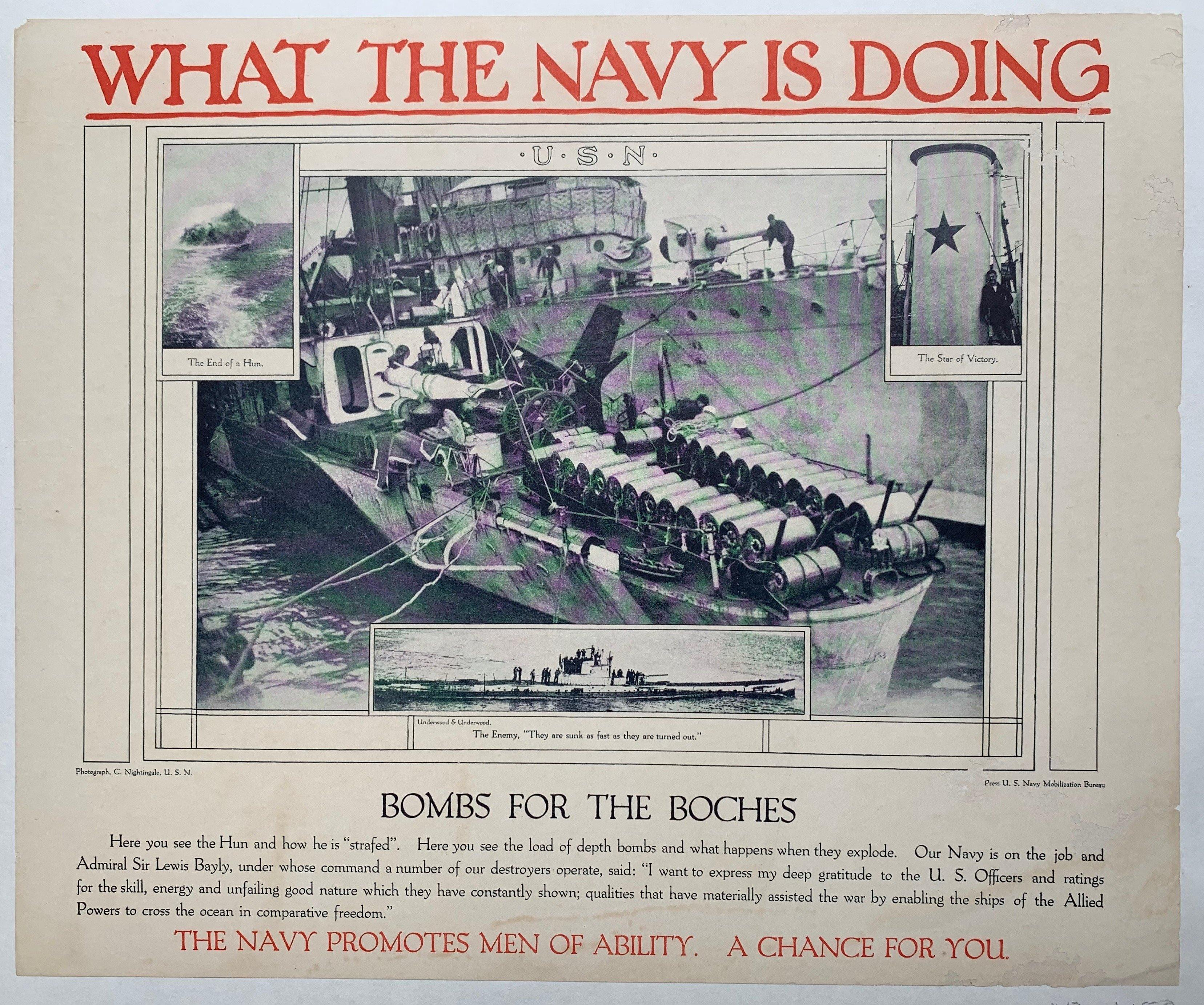 What the Navy is Doing 2