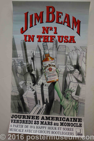 Jim Beam NR1 In the USA