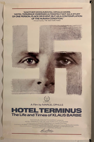 Hôtel Terminus Movie Poster