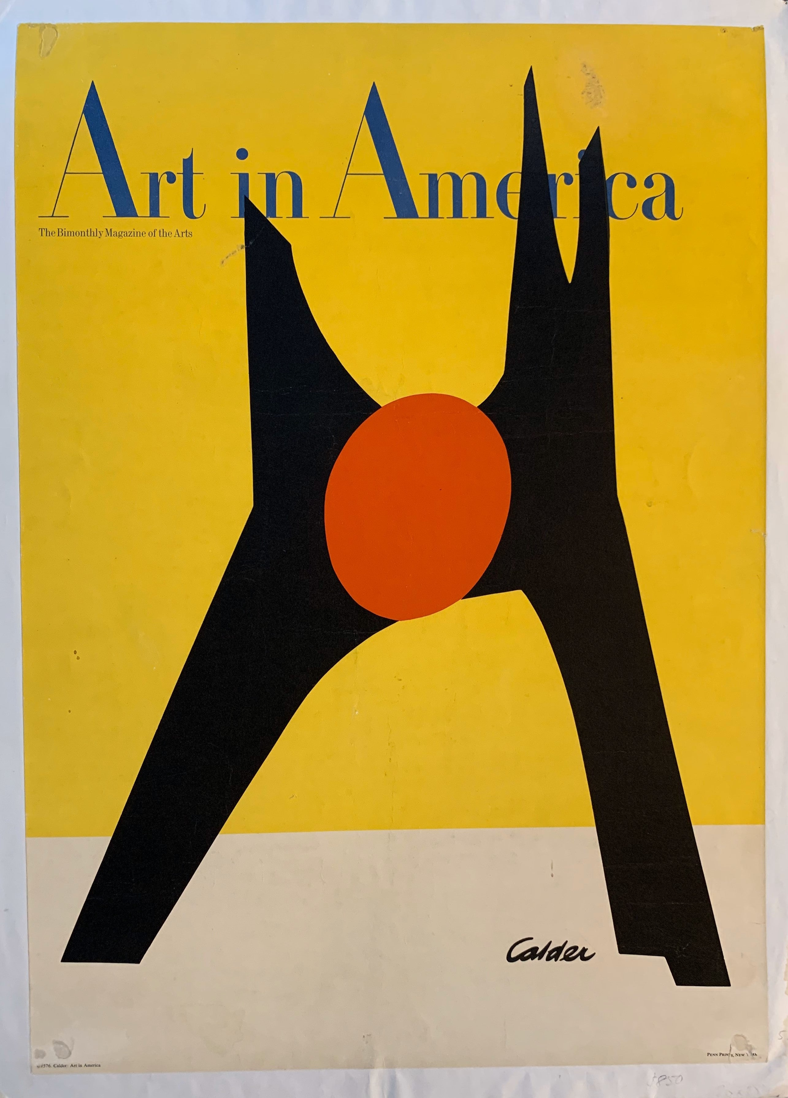 Art in America - The Bimonthly Magazine of the Arts
