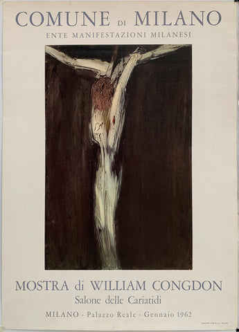 Commune di Milano by William Congdon