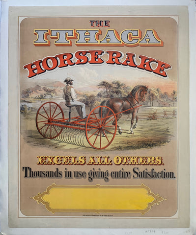 The Ithaca Horserake