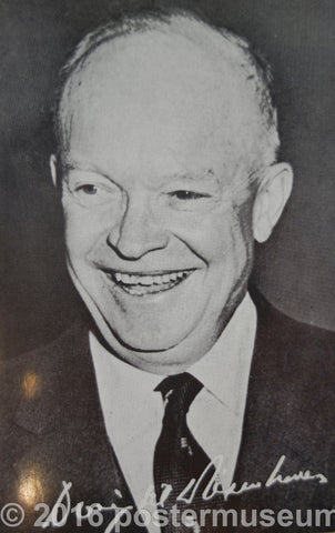Photograph of Eisenhower