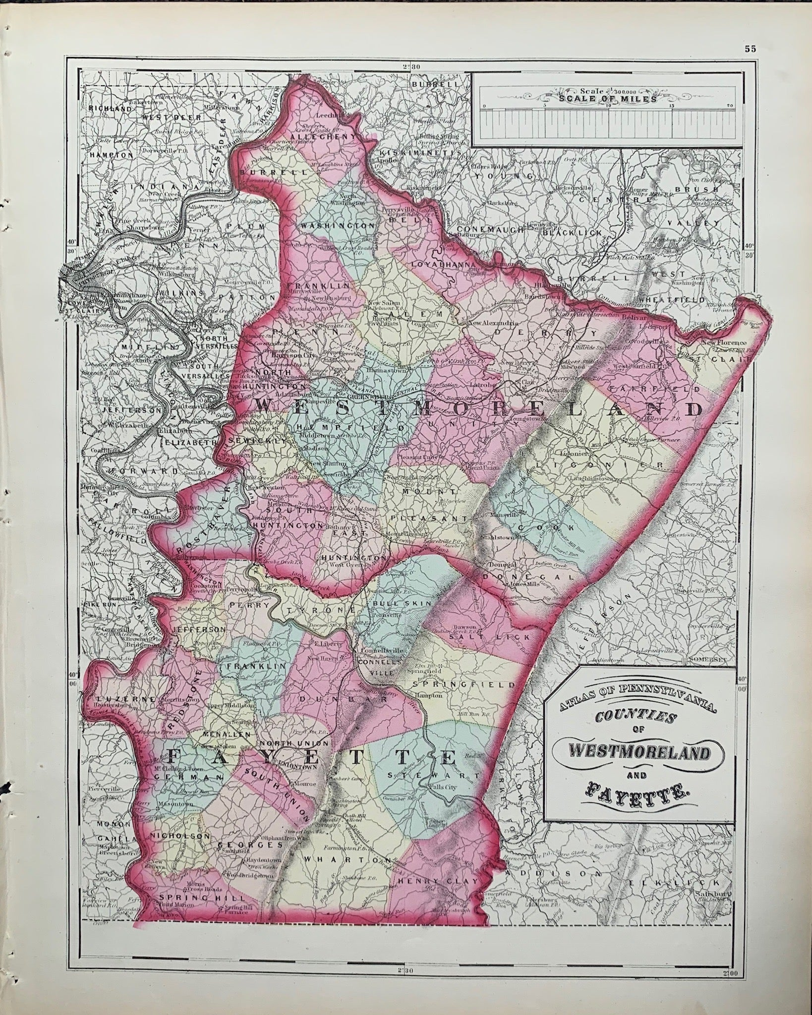Atlas of Pennsylvania 5