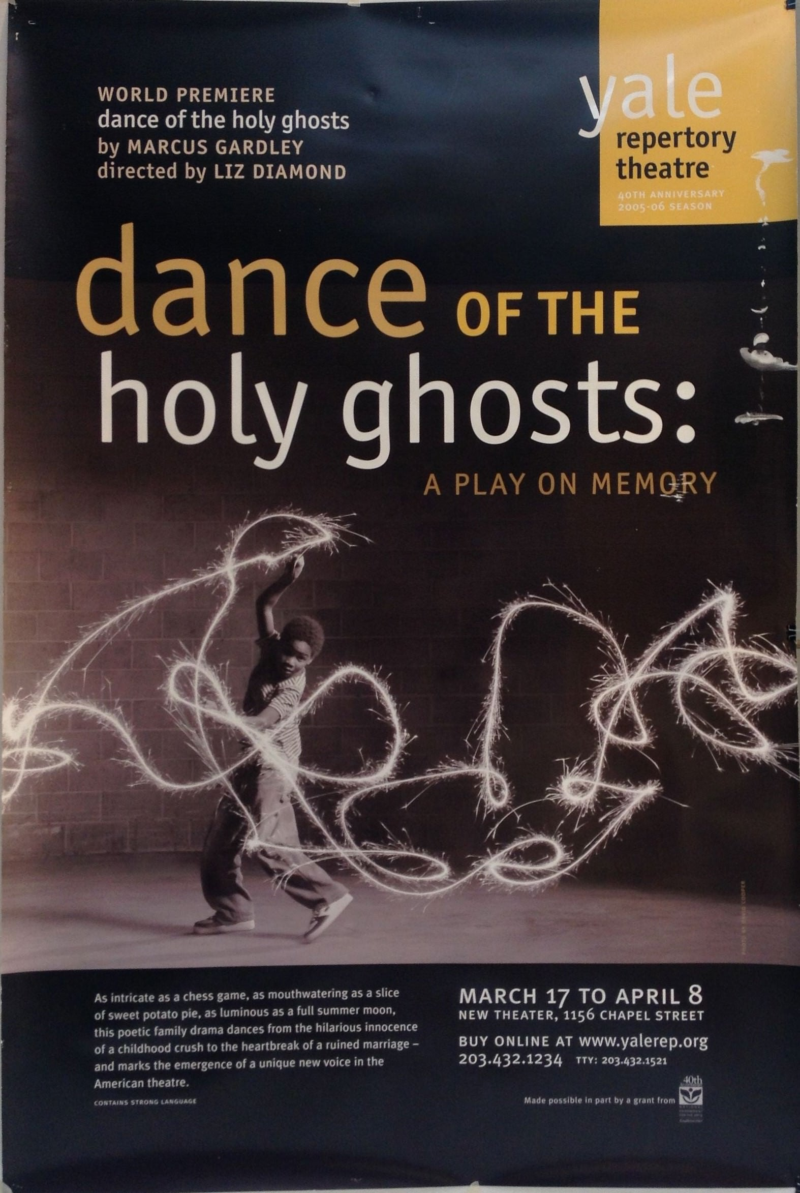 Dance of the Holy Ghosts: A Play on Memory