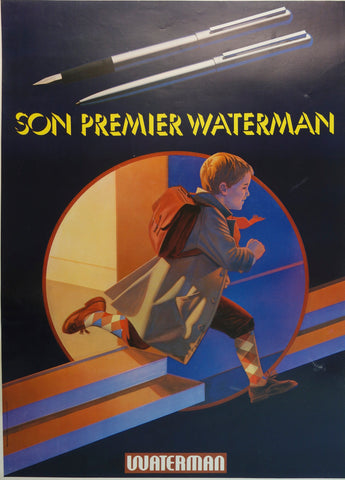 Son Premier Waterman