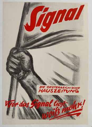 Signal - Poster Museum