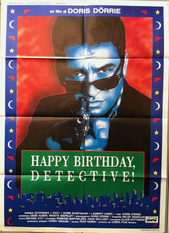 Happy Birthday Detective !