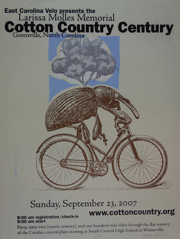 Cotton Country Century