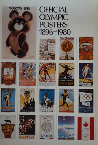 Official Olympic Posters
