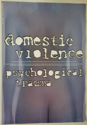 "The ""Humanitarian Concern"" Series: ""Domestic Violence"" -2"