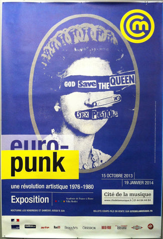 Euro Punk 1976-1980 Exhibition