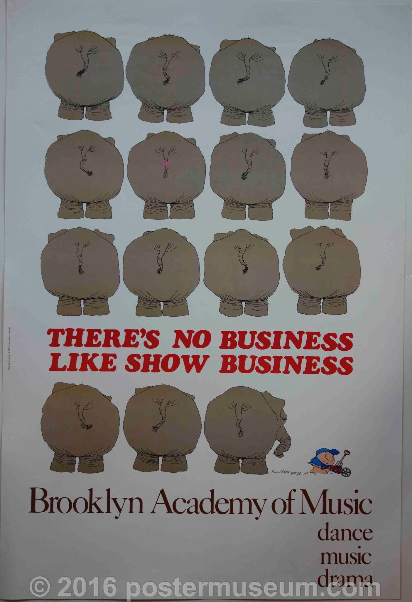 Brooklyn Academy of Music Show Business