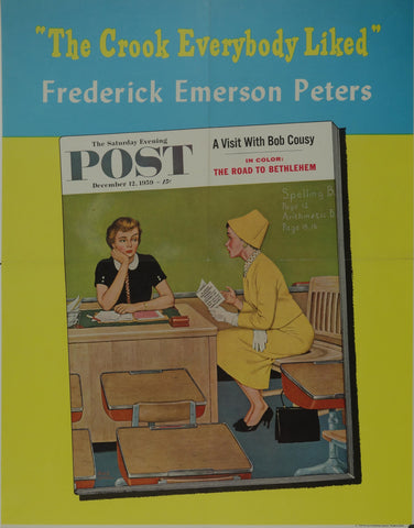Saturday Evening Post  December 12 1959
