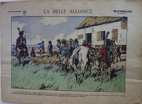 La Belle alliance Waterloo