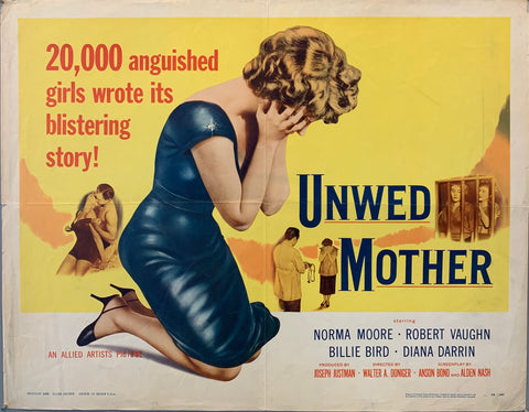 Unwed Mother Poster