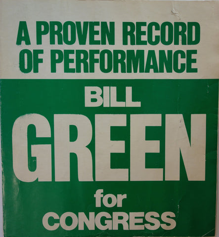 Bill Green for Congress