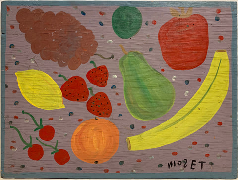 Fruit Mose Tolliver Painting