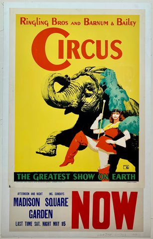 Ringling Bros and Barnum & Bailey Circus NOW