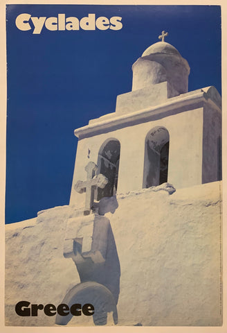 Cyclades Poster