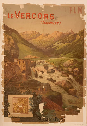 Le Vercors Poster