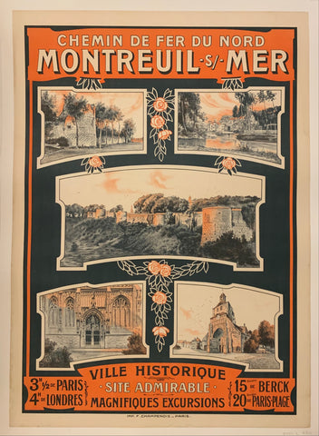 Montreuil-Sur-Mer Poster