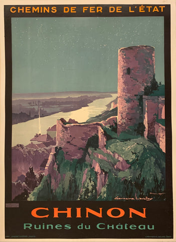 Chinon Poster