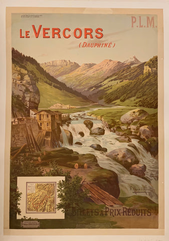 Le Vercors Posters