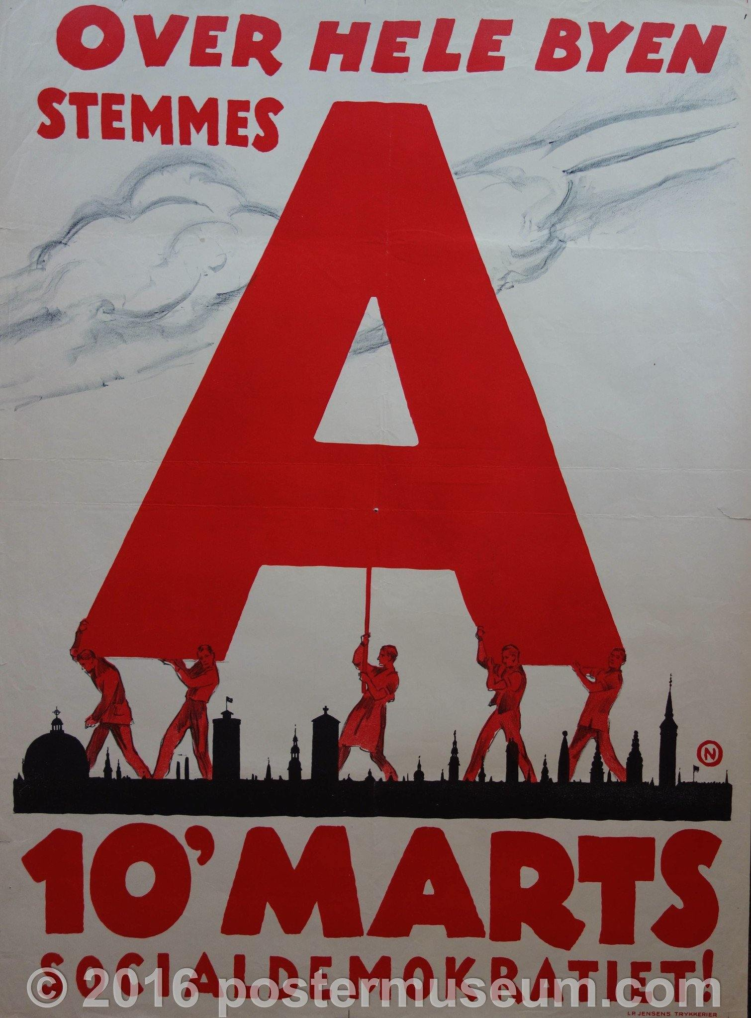 10' Marts - Poster Museum